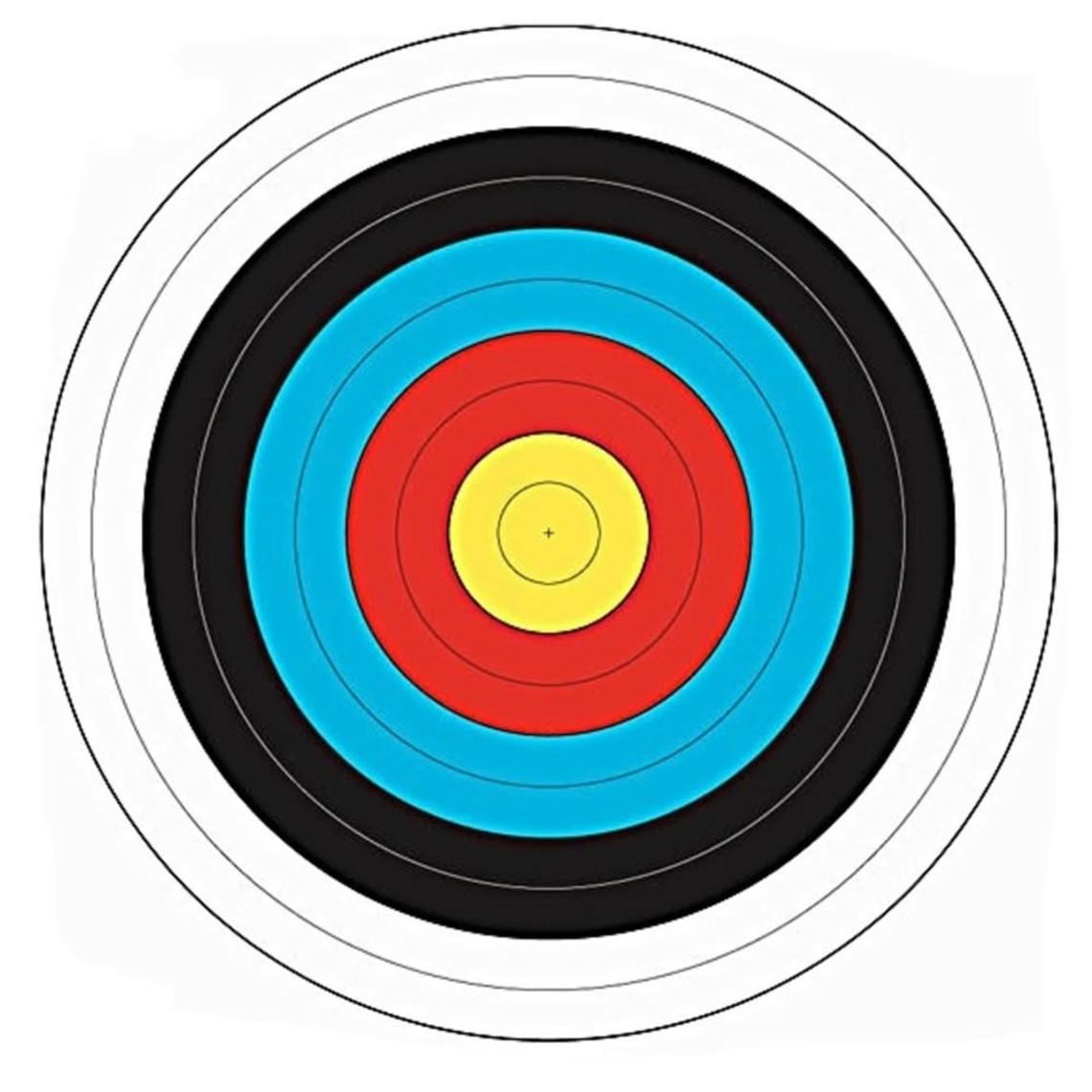tarcz, 40 x 40 cm