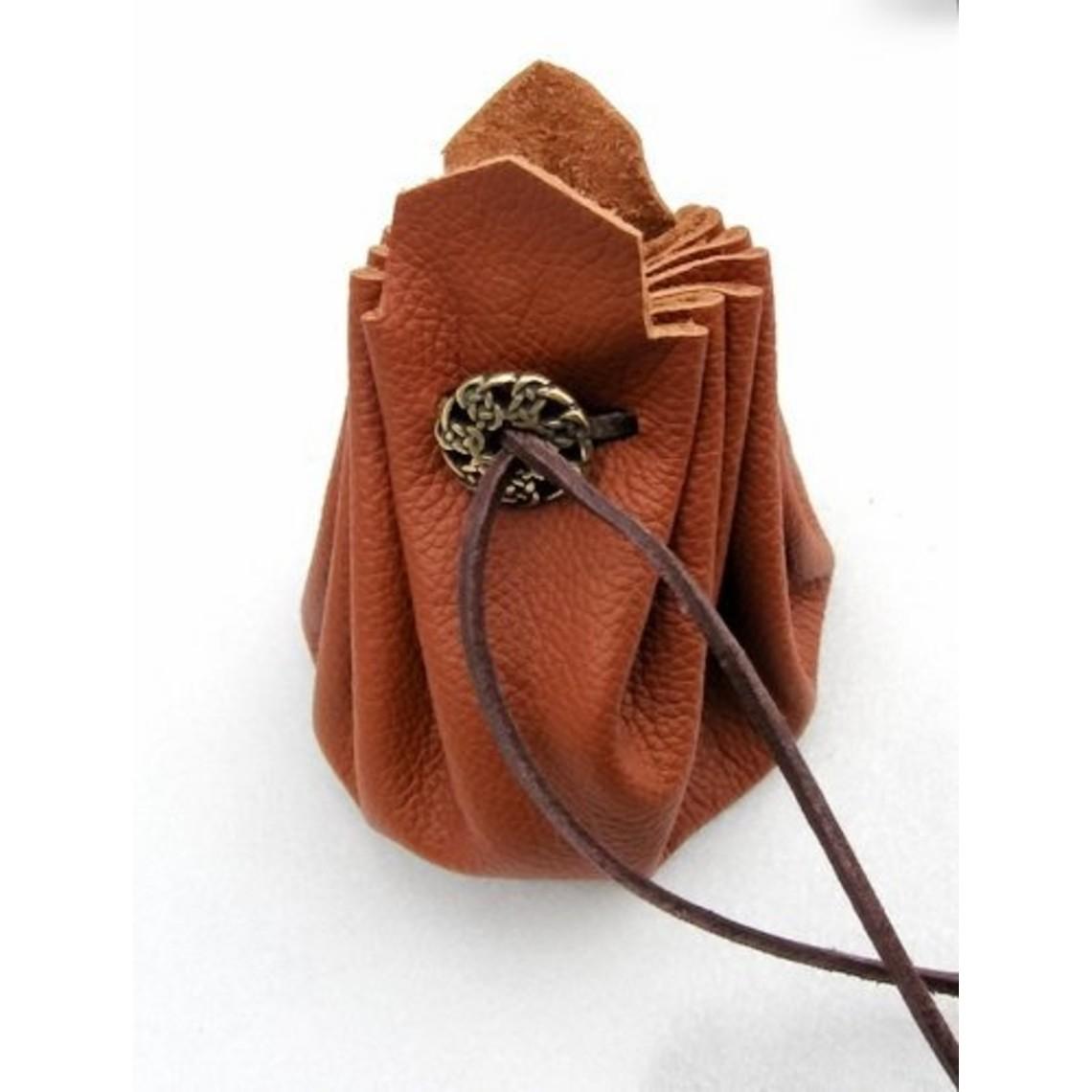 pulsanti Gaelic altomedievale, set di 5 pezzi, argentato