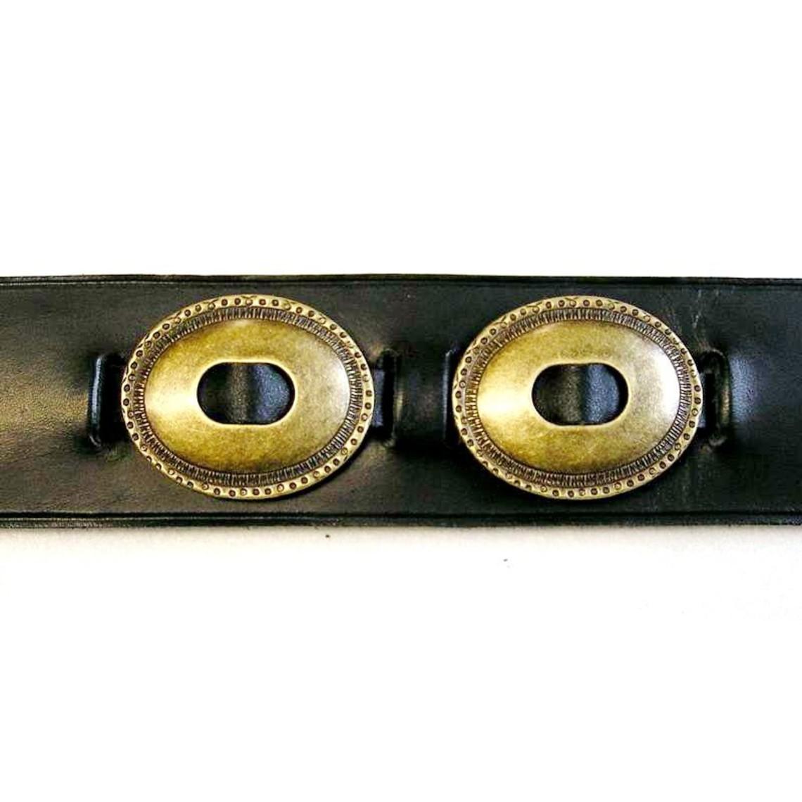 Renacimiento bolso botón de latón