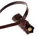 Luxuriöse Viking Schwert Gürtel, braun