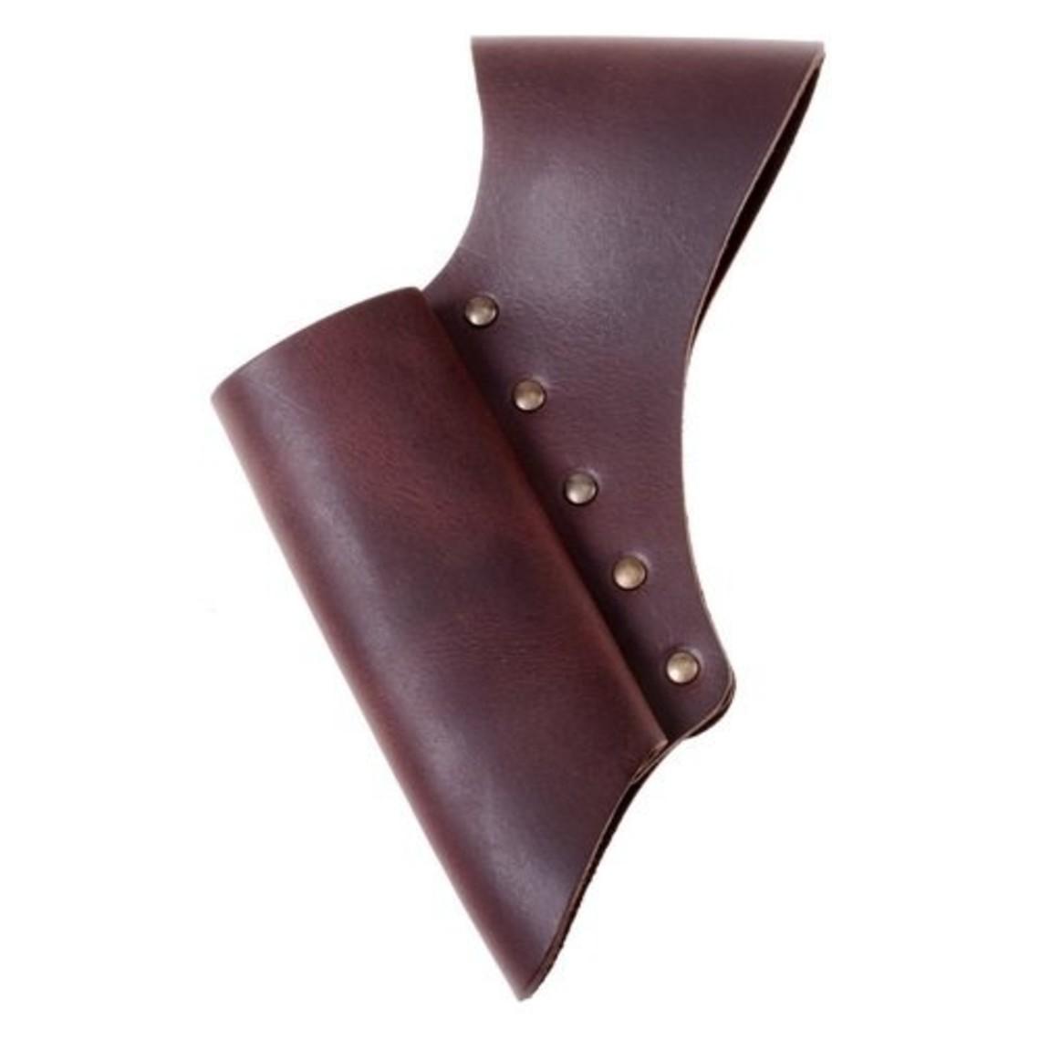 Chevalier porte-épée pour ceinture, brun