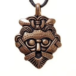 Gnezdovo Viking amulet, bronze
