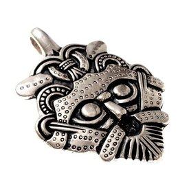 Gnezdovo Viking amulett, försilvrade