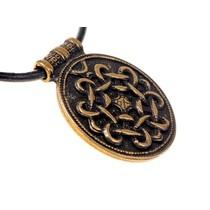 Terslev amulet Haithabu, mosiądz