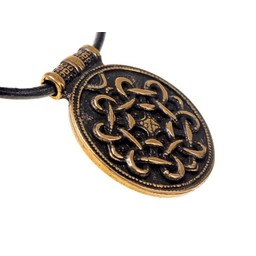 Terslev amulet Haithabu, brass