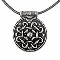 Terslev amuleto Haithabu, plateado
