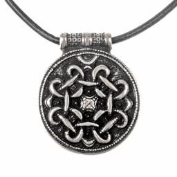 Terslev Amulett Haithabu, versilbert