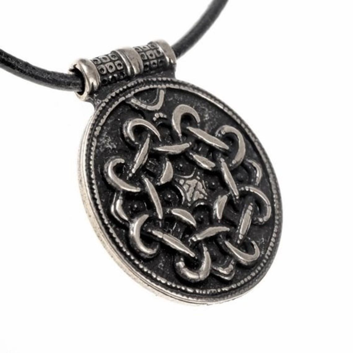 Terslev amulette Haithabu, argentait