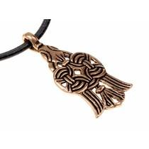 10. wieku Viking kruk Jaroslav, brąz