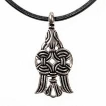 10. århundrede Viking raven Jaroslav, forsølvede