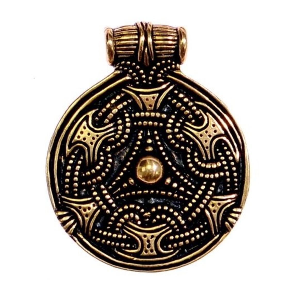 Viking Amulett Stora Ryk, Bronze