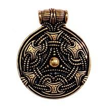 Vichingo amuleto Stora Ryk, bronzo