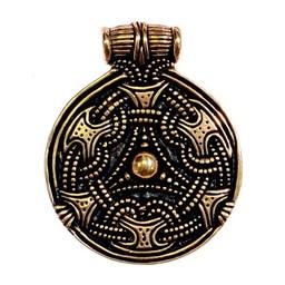 Vikingamulet Stora Ryk, brons