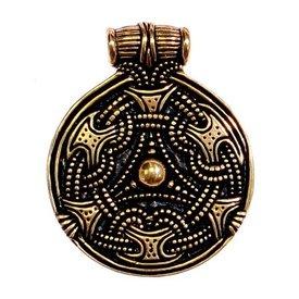Viking amulett Stora Ryk, brons