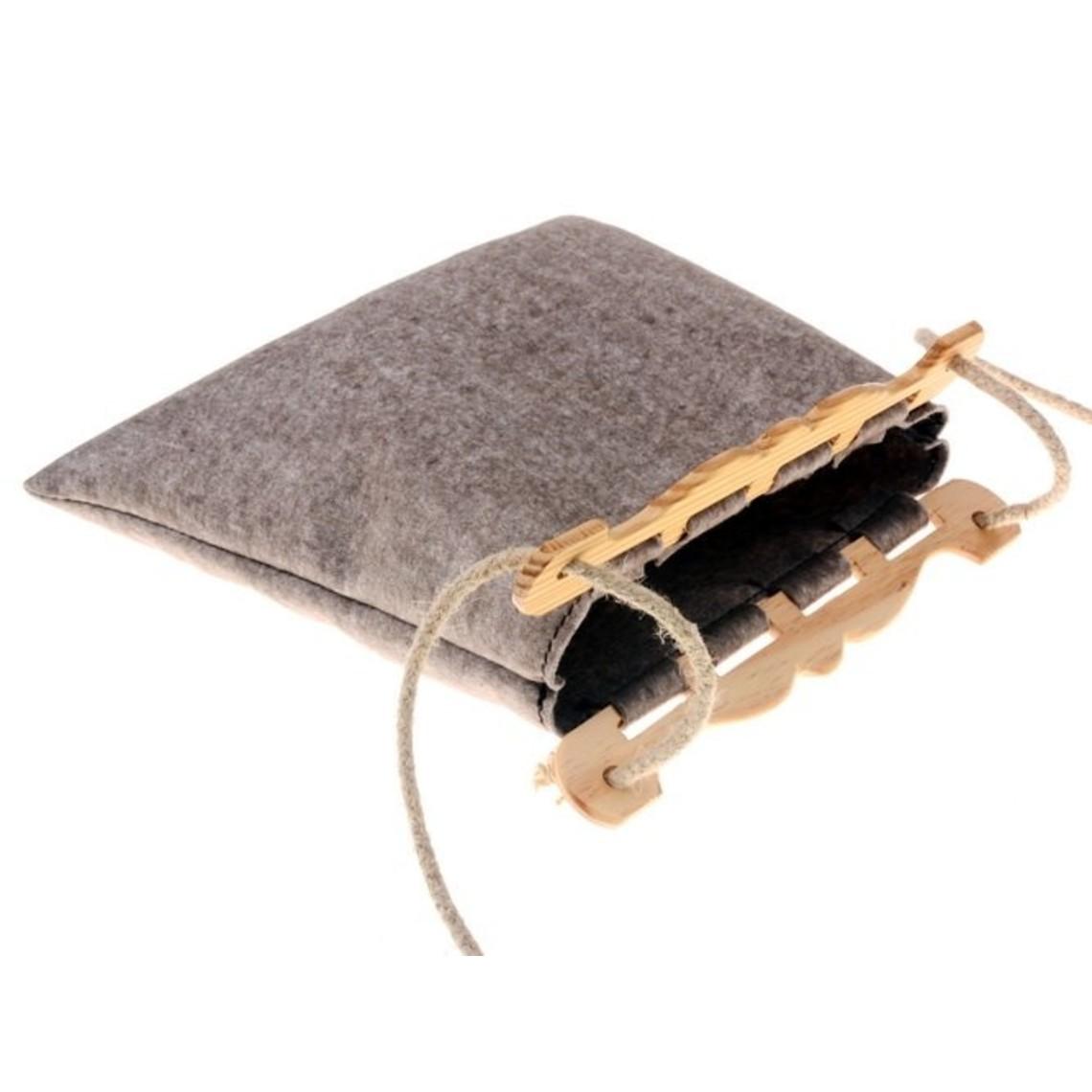 Haithabu de Viking bolsa pequeña