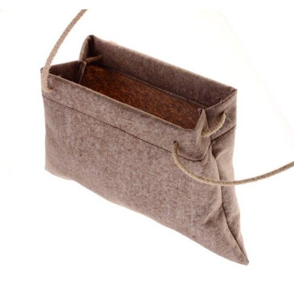 feutre sac pèlerin médiéval