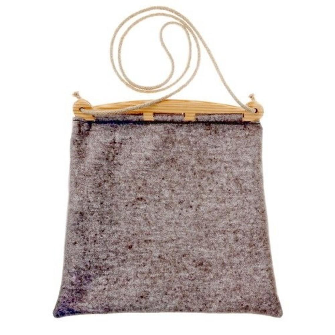Haithabu bolsa de Viking grande