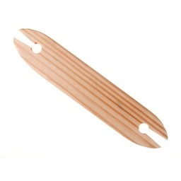 Drewniane tkackie czółenko światło