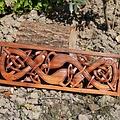 Keltische wanddecoratie Book of Kells