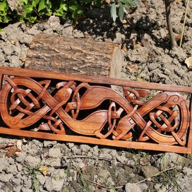 Celtic dekoracji ściany Book of Kells
