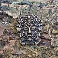 Green Man amulet