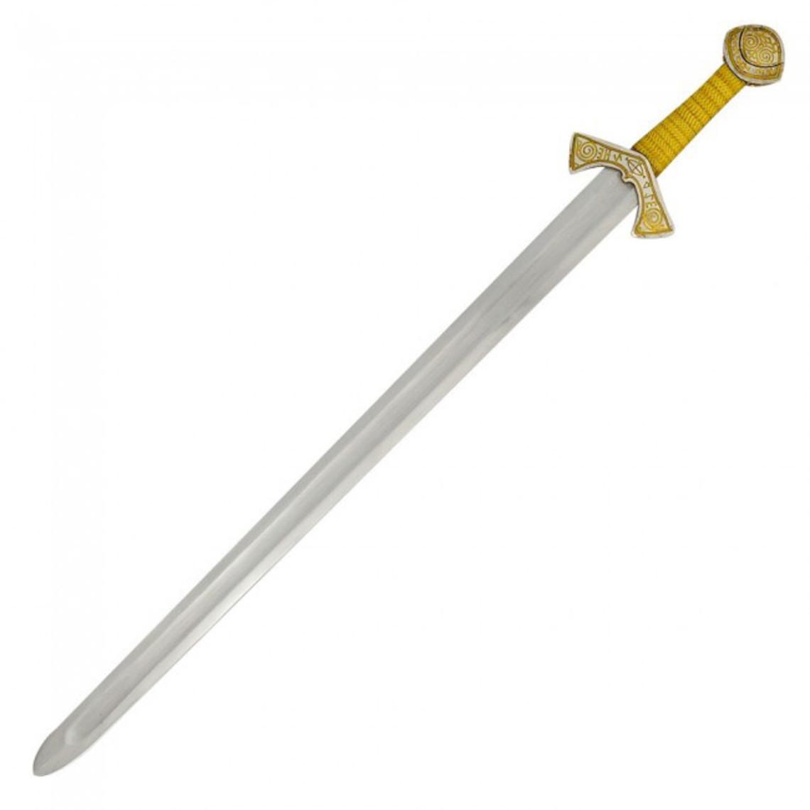 Deepeeka Langeid de Viking espada, listo para la batalla romo