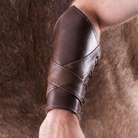 Deepeeka Läder vambraces Uhtred
