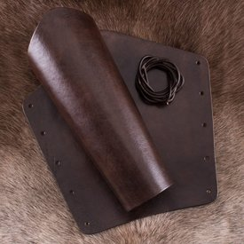 Deepeeka Leather vambraces Haesten
