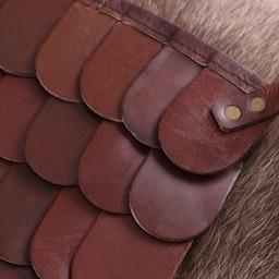 Cuero escamado manica / armguard gladiador