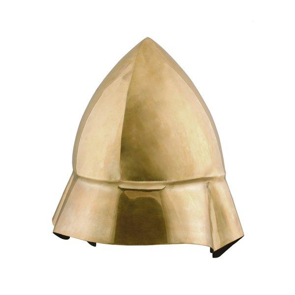 Deepeeka Græsk Boeotian hjelm, messing