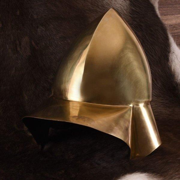 Deepeeka Griekse Boeotische helm, messing