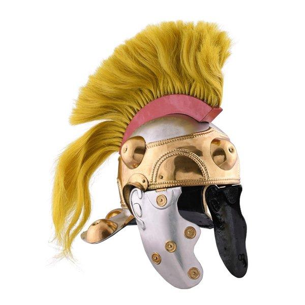 Deepeeka Roman auxiliary helmet British Museum