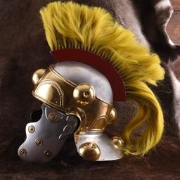 casco auxiliar romana Museo Británico