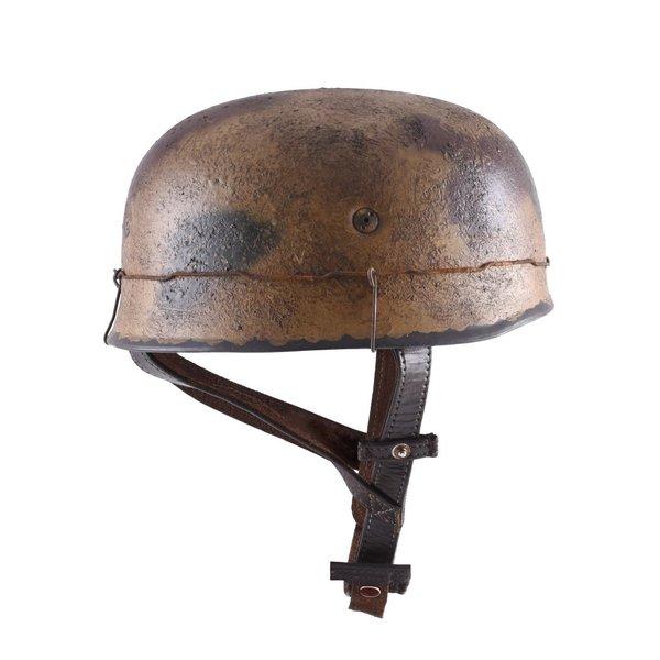 Deepeeka Duitse paratrooper helm M38 camouflage