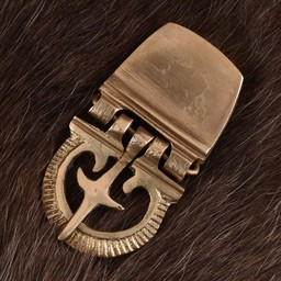 Roman legionary belt buckle 1st century