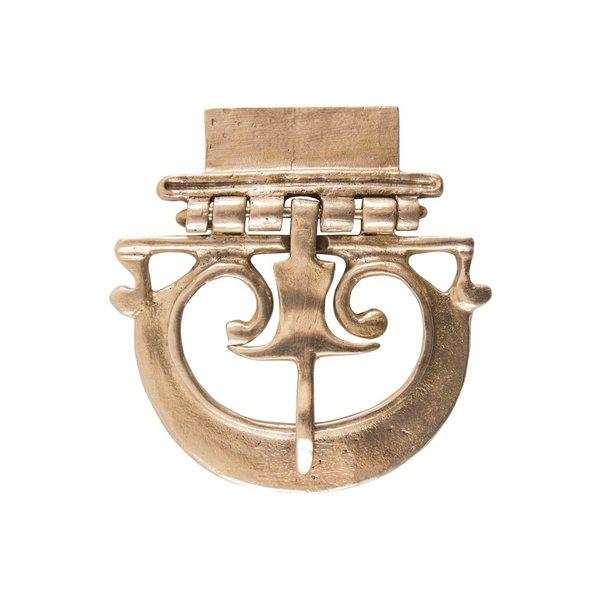 Deepeeka Roman belt buckle for cingulum