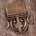 Deepeeka ceinture romaine boucle fini antique Mainz