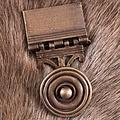 Deepeeka montage de ceinture romaine Mainz, pour pugio, paire