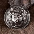 Deepeeka Grand Phalère Roman Méduse