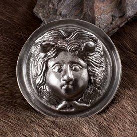 Deepeeka Große römische phalera Medusa