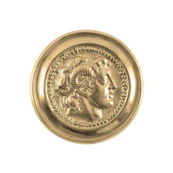 Deepeeka Roman phalera Alexander the Great gold color