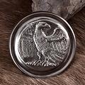 Deepeeka Roman Phalera orzeł srebrny kolor
