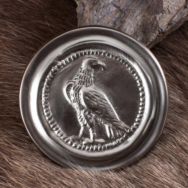 Deepeeka Roman phalera kleiner Adler Silber Farbe