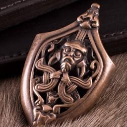 Viking fodero Chape Hedeby