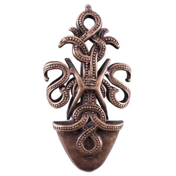 Deepeeka Viking skidan chape med ormar