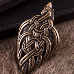 Viking pochwa chape Borre zwierząt