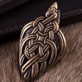 Deepeeka Viking scabbard chape Borre animal