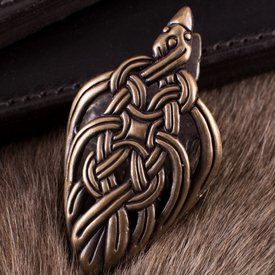 Deepeeka Viking Scheide chape Borre Tier