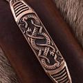 Deepeeka lazo de la correa con las serpientes de la vaina la espada