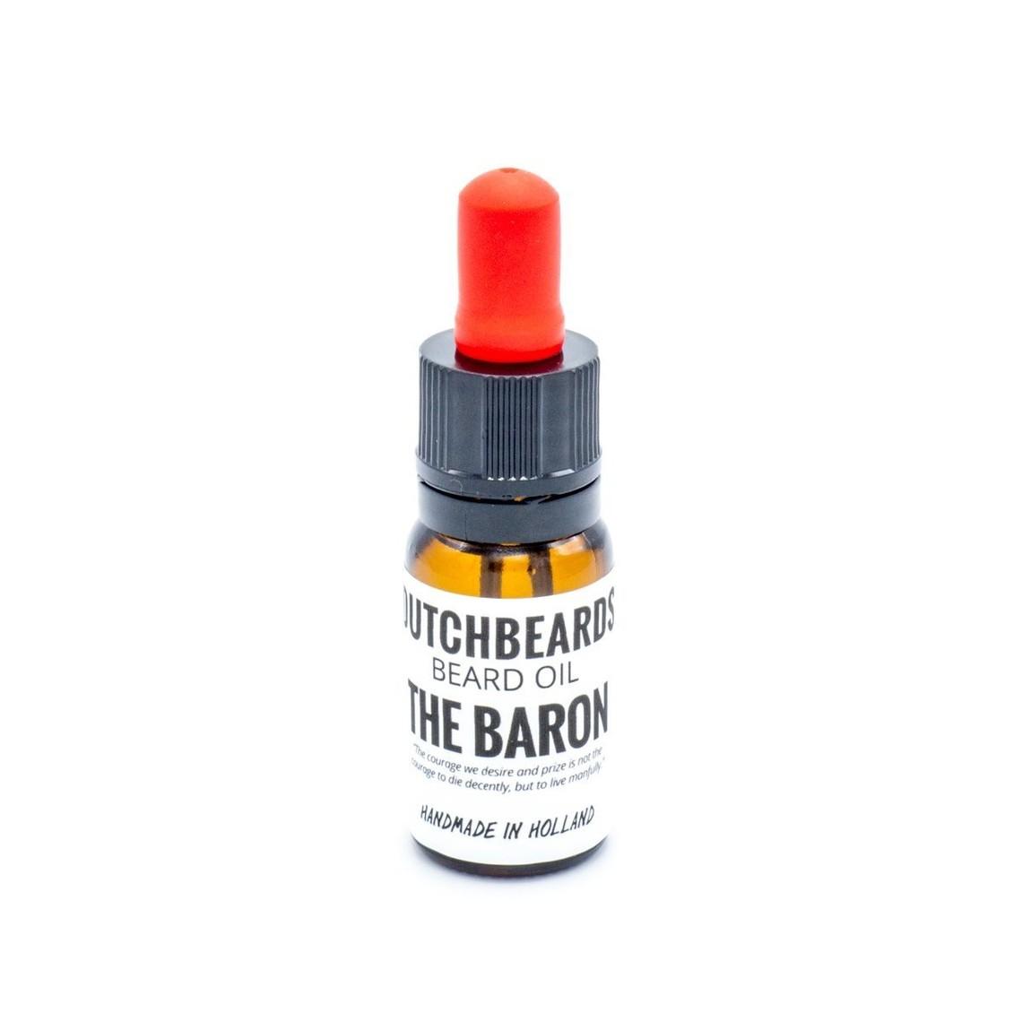 DutchBeards Beard Öl Der Baron